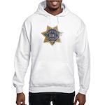 Inspector San Francisco Police Hooded Sweatshirt