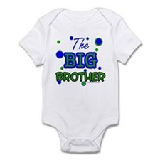 The Big Brother circles Infant Bodysuit