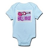 GIRL'S ROCK! Infant Bodysuit