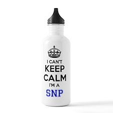 Funny Snp Water Bottle
