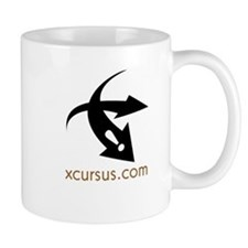 Xcursus.com logo regular-sized Mug