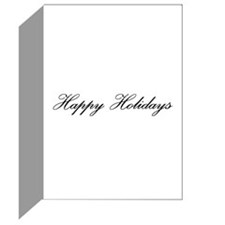All I want for Christmas Greeting Cards (6)