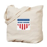 MICHAEL BADNARIK 08 (emblem) Tote Bag