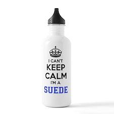Cute Suede Water Bottle