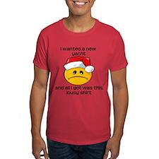 Yacht, Gift T-Shirt