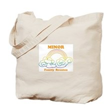 MINOR reunion (rainbow) Tote Bag