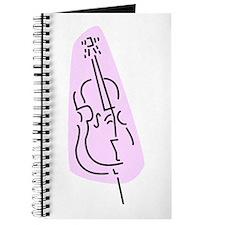 Bass Fiddle Journal (Purple)