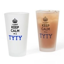 Tyty's Drinking Glass