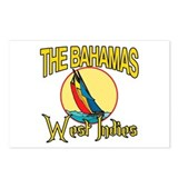 The Bahamas Postcards (Package of 8)