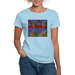 Dramatic Look Women's Light T-Shirt