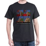 Dramatic Look Dark T-Shirt