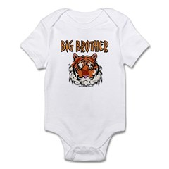Big Brother Tiger Infant Bodysuit