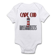 Cape Cod MA Infant Bodysuit
