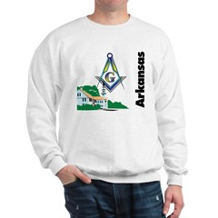 Arkansas Freemasons Sweatshirt