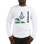 Arkansas Freemasons Long Sleeve T-Shirt