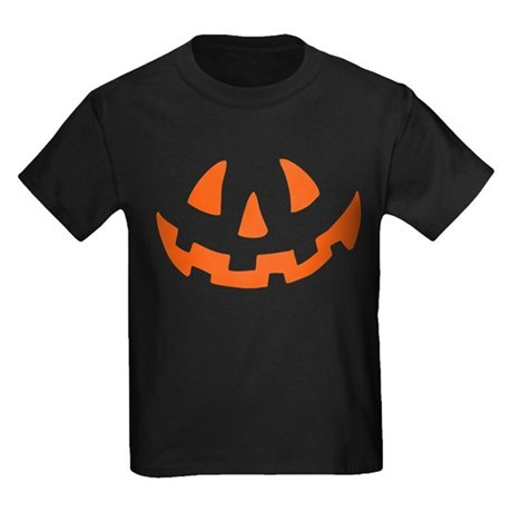 Jack Face Kids Dark T-Shirt