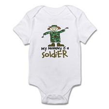 My Mommy is a Soldier Infant Bodysuit