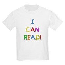 I Can Read 2 T-Shirt