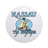 Nassau Ornament (Round)