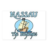 Nassau Postcards (Package of 8)
