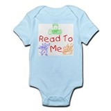Read-Nursery Rhymes Infant Bodysuit