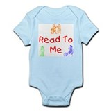 Read-Storybook Infant Bodysuit