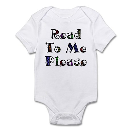 Read to Me Fun Infant Bodysuit