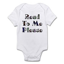 Read to Me Fun Infant Bodysuit