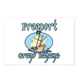 Freeport Postcards (Package of 8)
