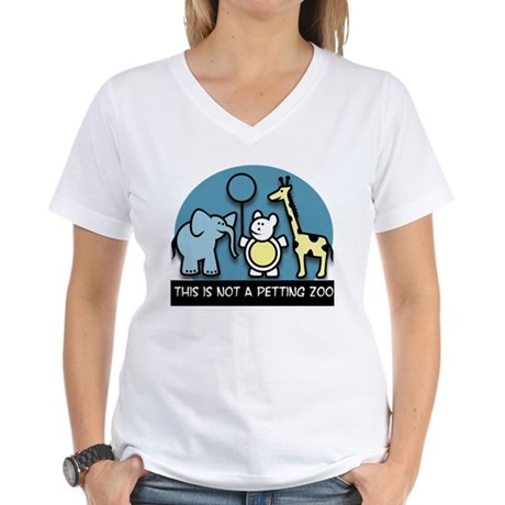 zoo Women's V-Neck T-Shirt