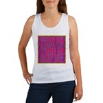 Turn On, Tune In, Drop Out Women's Tank Top