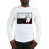 Librarians & Cocktails Long Sleeve T-Shirt