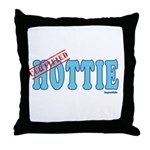 Certified Hottie Throw Pillow