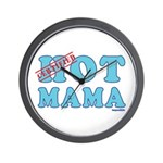 Hot Mama Wall Clock