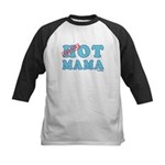 Hot Mama Kids Baseball Jersey