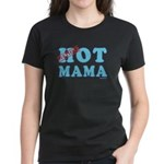 Hot Mama Women's Dark T-Shirt