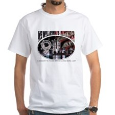 We Will Always Remember 911 Shirt