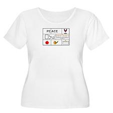 JewishHolidaySymbols T-Shirt