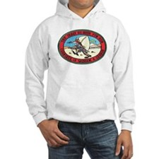 Iraq 100 Hour Fun Run Hoodie