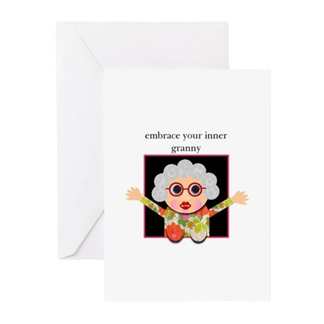 grandma Greeting Cards (Pk of 10)