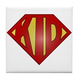 SuperKid Tile Coaster
