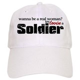 Real Woman Baseball Cap