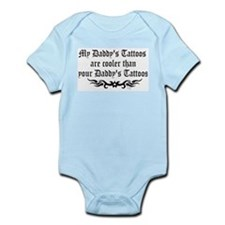 My Daddy's Tattoos Infant Bodysuit