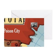 Floating City 2014 Greeting Cards (10)