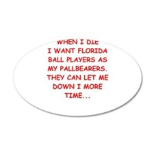 florida sports Wall Decal