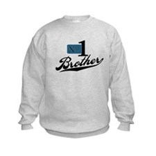 Number One Brother Sweatshirt