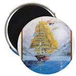 "CLIPPERSHIP 2.25"" Magnet (100 pack)"