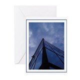 John Hancock Tower Greeting Cards (Pk of 10)