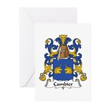 Cambier Greeting Cards (Pk of 10)