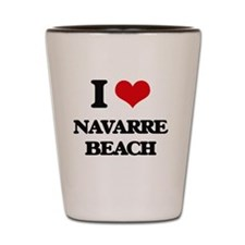 Cute Navarre florida Shot Glass